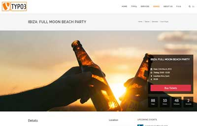 Event Full Width Image